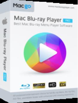 Macgo Mac Blu-ray Player Pro - One Year Promo Code Offer