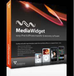 MediaWidget | Easy iPod Transfer