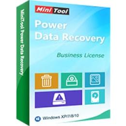 MiniTool Power Data Recovery - Business Enterprise