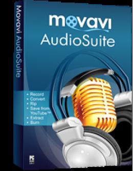 Movavi AudioSuite Business