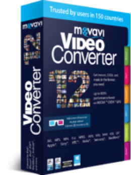 Movavi Video Converter Personal v. 12