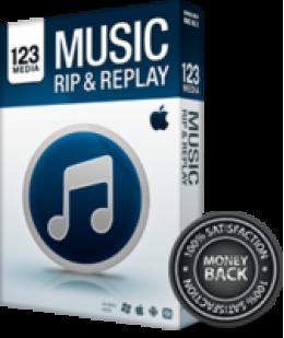 Music Rip & Replay (Mac)