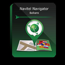 Navitel Navigator. Balkans Win Ce