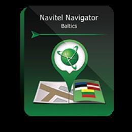 Navitel Navigator. Baltics Win Ce