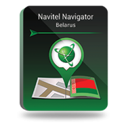 Navitel Navigator. Belarus Win Ce