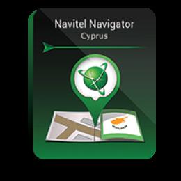 Navitel Navigator. Cyprus Win Ce