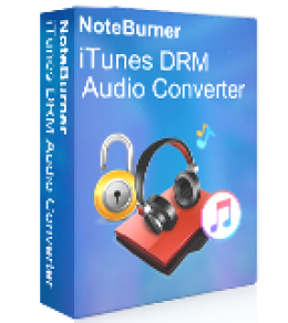 NoteBurner iTunes DRM Audio Converter para Windows