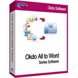 Okdo Webseite zu Doc Rtf Converter