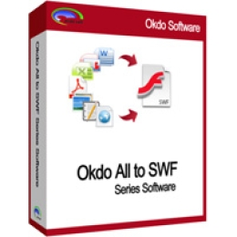 Okdo Word PowerPoint to Swf Converter