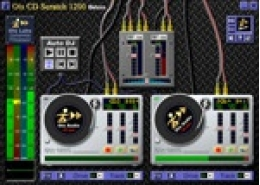 Ots CD Scratch 1200 Deluxe