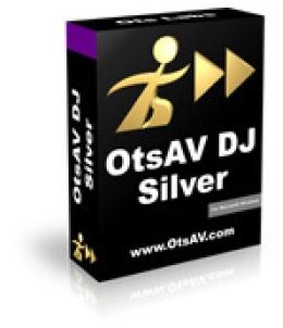 OtsAV DJ Silver