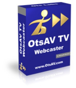 OtsAV TV Webcaster