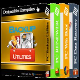 Paquete Todo en Uno para PC Disk Tools