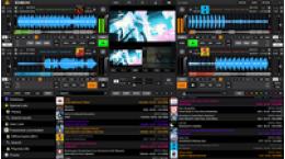 PCDJ DEX 3 (Audio Video and Karaoke Mixing Software for Windows/MAC)