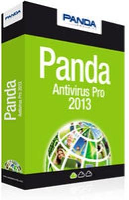 Panda Antivirus Pro 2013 1-Year 3-PC