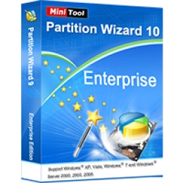 Partition Wizard Enterprise + Boot-Medien-Generator