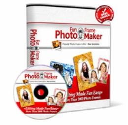 Foto Fun Frame Maker 2014 mit Triple Bonus-Paket