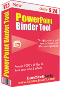 PowerPoint Binder Tool