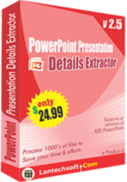 PowerPoint Presentation Details Extractor