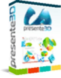 Presente3D - Licence permanente (1 PC)