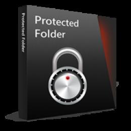 Protected Folder (1 jarig abonnement / 1 PC) - Nederlands