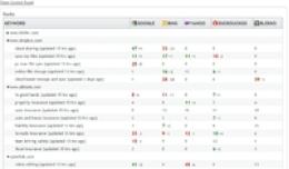 Rank Tracker 1000.Daily