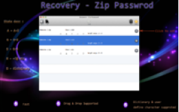 Wiederaufnahme - Zip Password