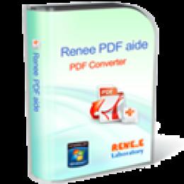 Renee PDF aide - 1 Jahres-Lizenz