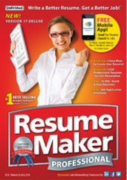 ResumeMaker Professional Deluxe