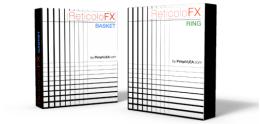 ReticoloFX Basket + Ring Bundle (8 EAs)