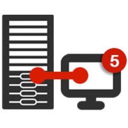 Retrospect Workstation Clients 5-Pack v.13 for Mac