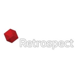 Retrospect v9 Open File Backup Single Server (Disk-to-Disk) edition  WIN