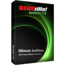 STOPzilla Antivirus 7.0  1PC / 2 Year Subscription