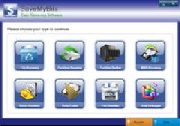 SaveMyBits : 5 PCs