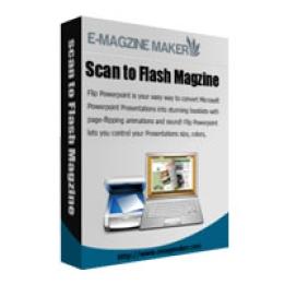 Scan to Flash Magazine