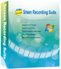 Screen Recording Suite Commercial License