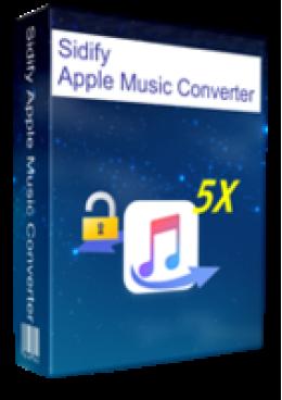 Sidify Apple Music Converter for Windows