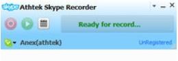 Licence Skype Recorder Lite