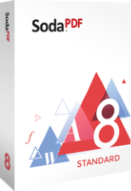 Soda PDF 8 Standard