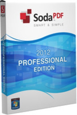 Soda PDF Professional 2012