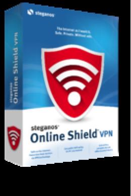 Steganos Online Shield VPN - 1 Année