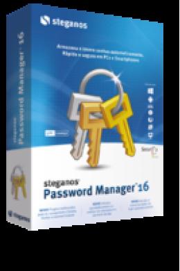 Steganos Password Manager 16 (PT)