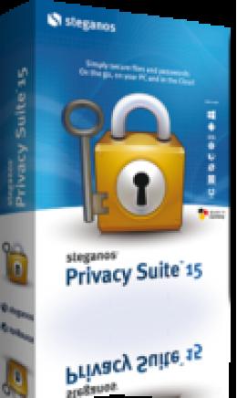 Steganos Privacy Suite 15 (PT)