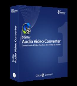 Stellar Audio Video Converter Mac