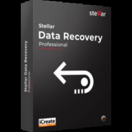 15% Stellar Data Recovery Mac Professional+ Coupon Code