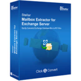Stellar Mailbox Extractor für Exchange Server