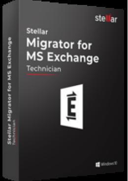 15% KORTING op Stellar Migrator voor MS Exchange Technician Promocodevoucher