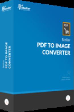 Stellar PDF en Image Converter - Mac
