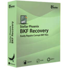 Stellar Phoenix BKF Recovery
