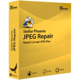Stellar Phoenix JPEG Reparación de Windows